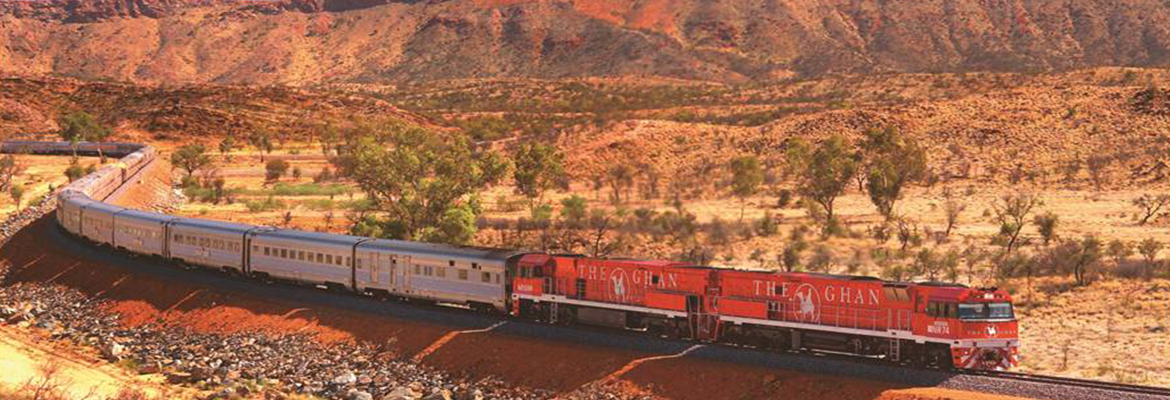 The Ghan Experience Adelaide to Darwin 4